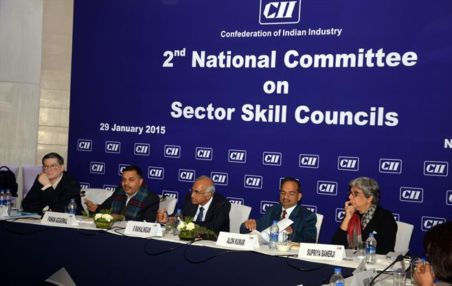 2nd Meeting of Sector Skill Councils