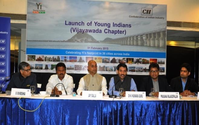Launch of Yi Vijayawada Chapter