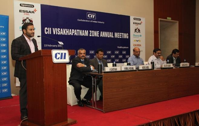 CII Visakhapatnam Zone Annual Session