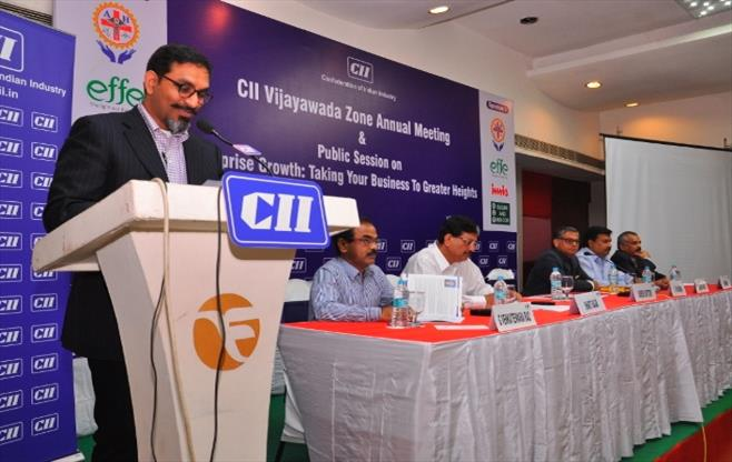 CII Vijayawada Zone Annual Meeting