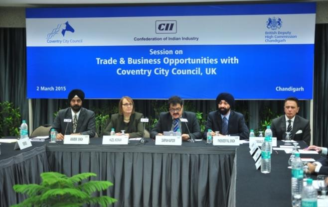 Session on Trade & Business