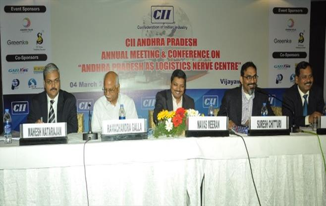 ANNUAL MEETING OF CII ANDHRA PRADESH