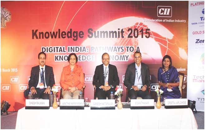 CII Knowledge Summit 2015