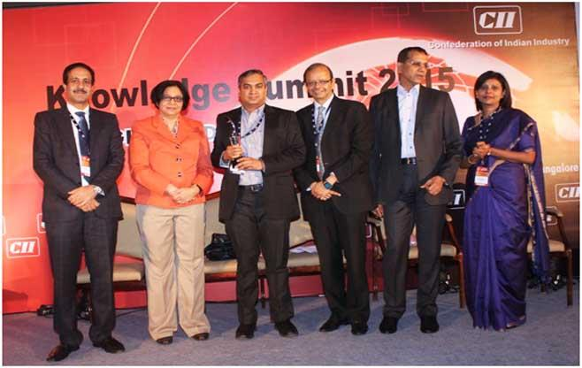CII Knowledge Summit 2015