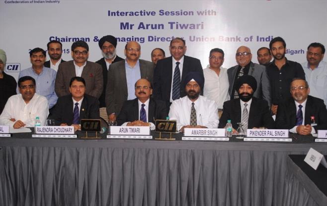 Interatcive Session with Mr Arun Tiwari