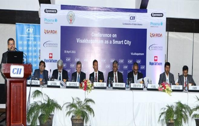Visakhapatnam as A Smart City
