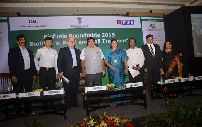 CII Biofuels Roundtable 2015