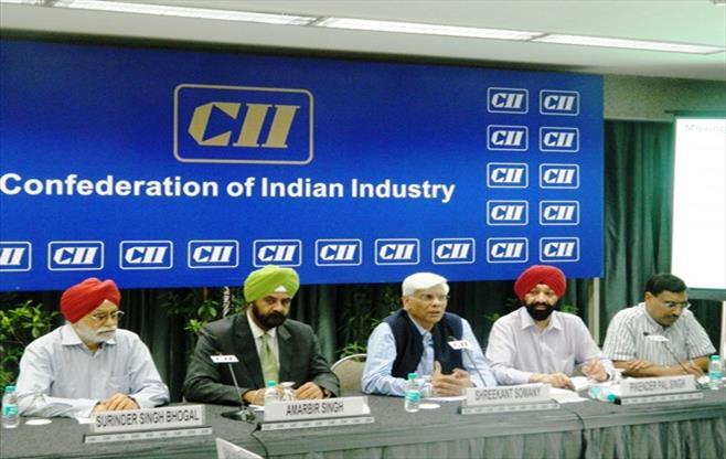 CII NR Chairman Media Interaction