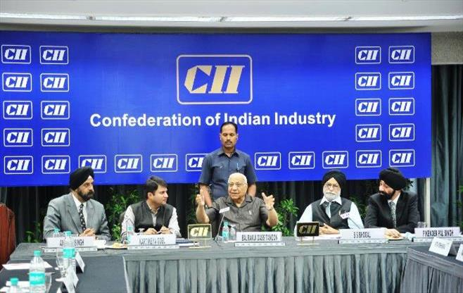Interaction with Governor, Chhattisgarh