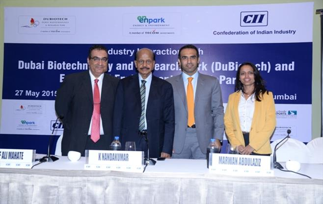 Interaction with DuBiotech
