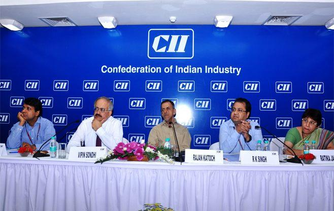 First Meeting of DHI-CII Jt Taskforce