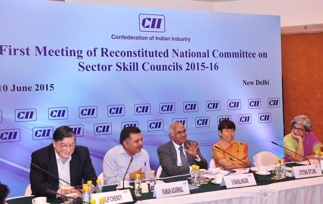 1st Sector Skill Councils Meeting 2015