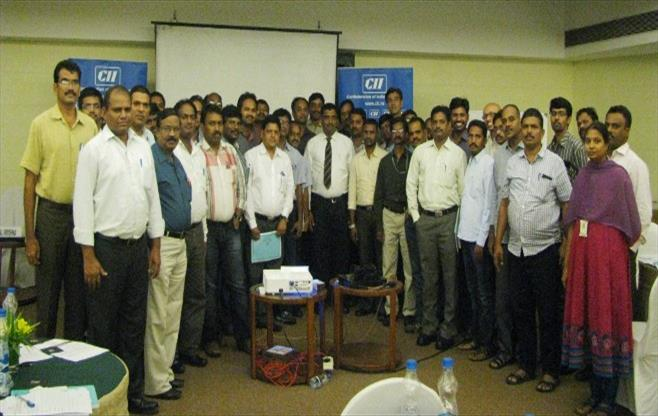 Workshop on Streamline the Manufacturin