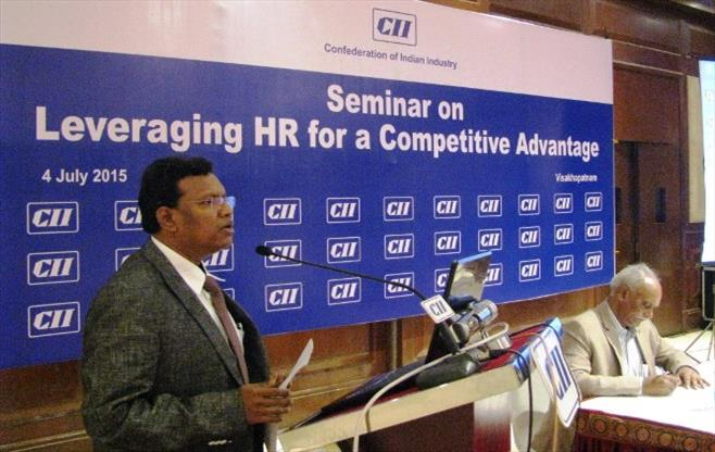 Leveraging HR for a Competitive Advanta