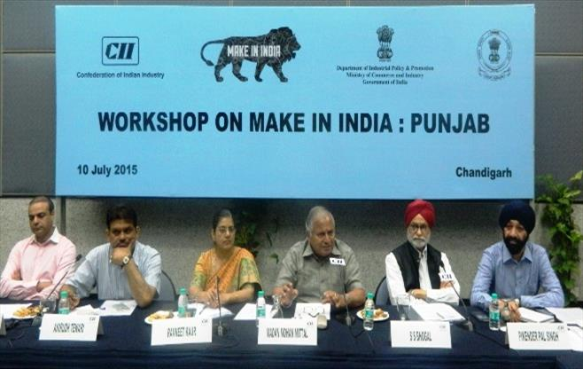 Workshop on Make in India