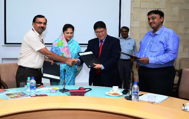 MoU for Easing Business Processes in MP