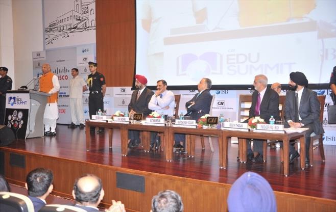 CII Edu Summit 2015