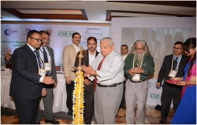 Global Green Nanotechnology Conclave