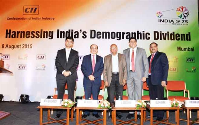 Harnessing India's Demographic Dividend