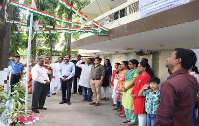 CII-Hyderabad Celebrates 69th Independe