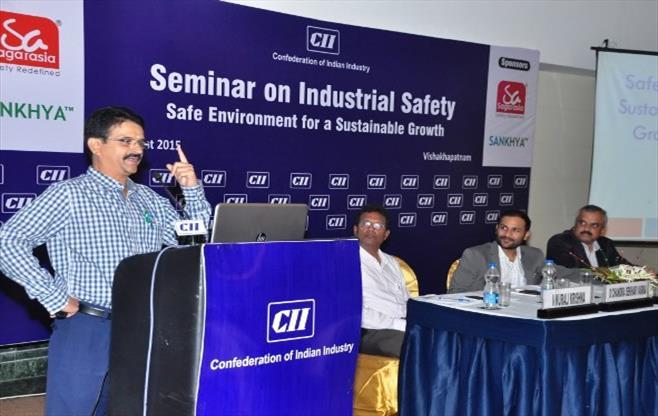 Seminar on Industrial Safety