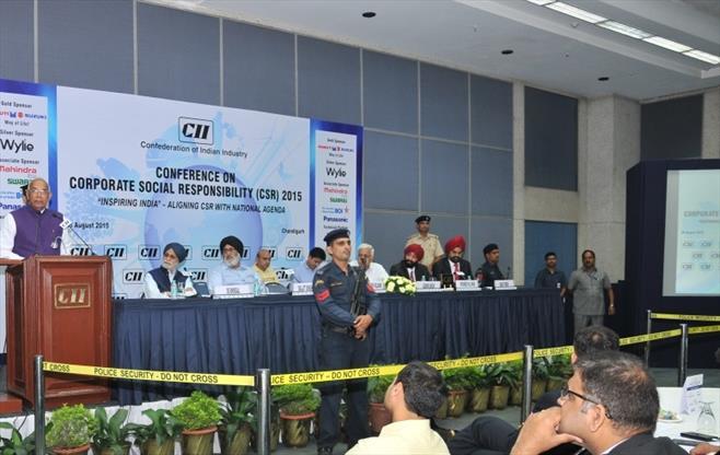CII CSR Conference 2015