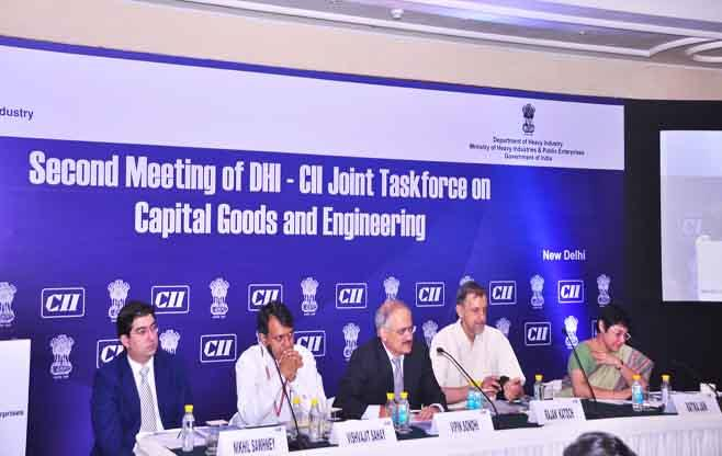 CII Joint Taskforce on Capital Goods