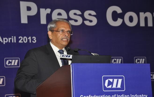 CII President's First Press Conference