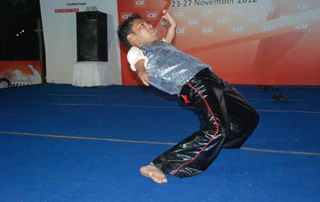 World Disability Day 2012 at Odisha