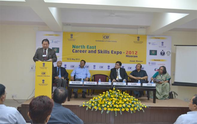 CII North East career and Skills Expo