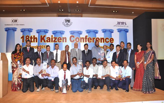 18th Kaizen Conference cum Competition
