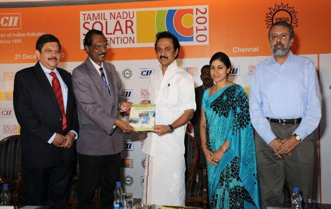 Tamil Nadu Solar Convention 2010
