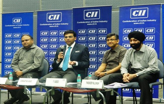Interaction with Mr. Viswanathan Anand