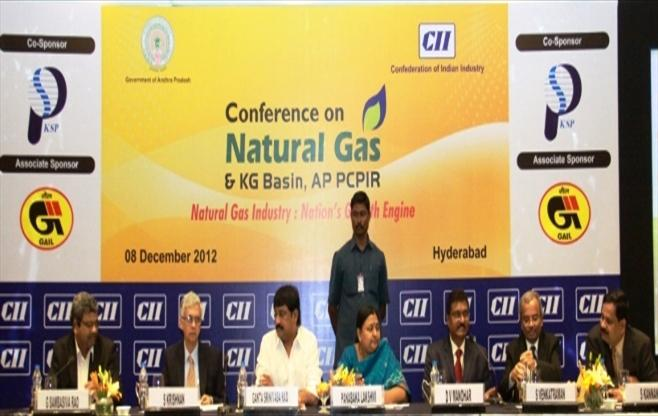 Conference on Natural Gas